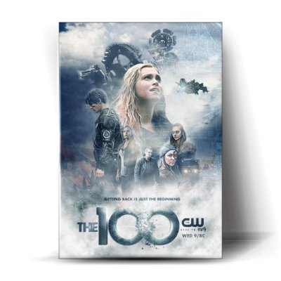 The 100 #11