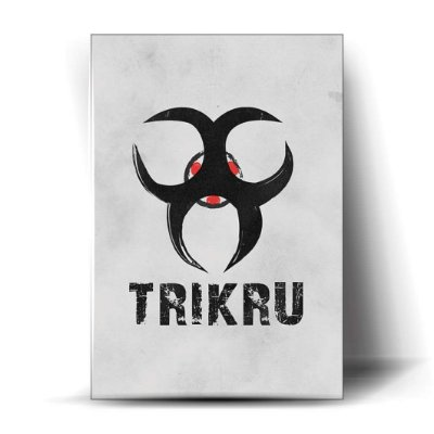 Trikru - Símbolo