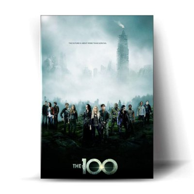 the 100 #13