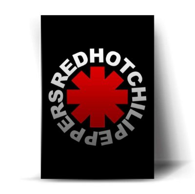 Red Hot Chili Peppers #01