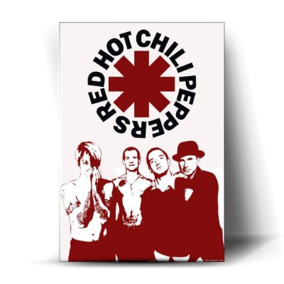 Red Hot Chili Peppers #02