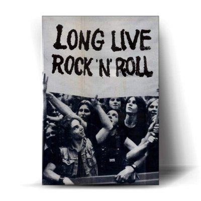 Long Live Rock N' Roll