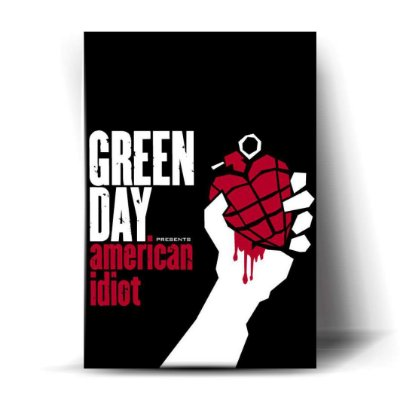 Greenday American Idiot