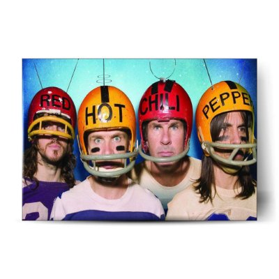 Red Hot Chili Peppers #03
