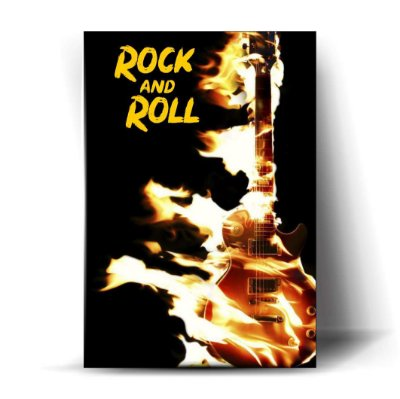 Rock and Roll - Guitarra