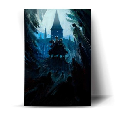 Dementadores em Hogwarts