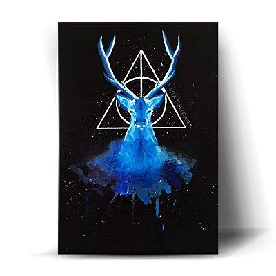 Patronum Harry Potter Art