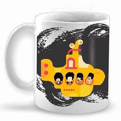 The Beatles Yellow Submarine - Caneca