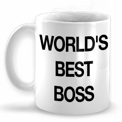 World's Best Boss - The Office - Caneca
