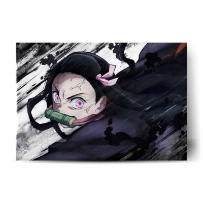 Nezuko Ataque - Demon Slayer: Kimetsu no Yaiba