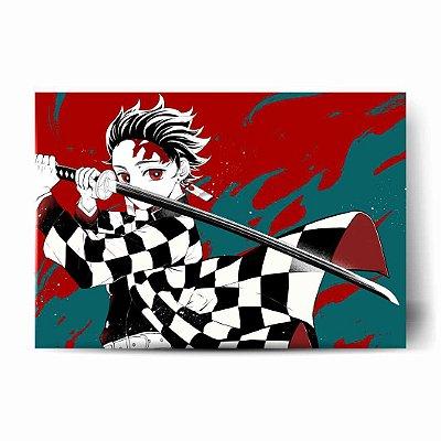Tanjiro Art - Demon Slayer: Kimetsu no Yaiba #04