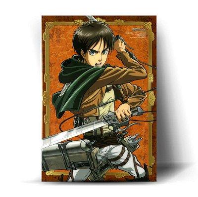 Eren Yeager Art - Shingeki no Kyojin