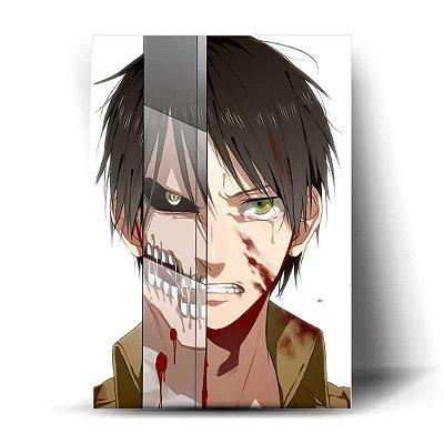 Eren Titan - Shingeki no Kyojin