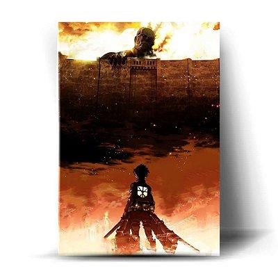Titan Colossal - Shingeki no Kyojin