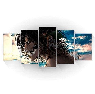 Titan de Ataque - Shingeki no Kyojin - Mosaico