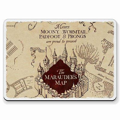 Mapa do Maroto - Mouse Pad