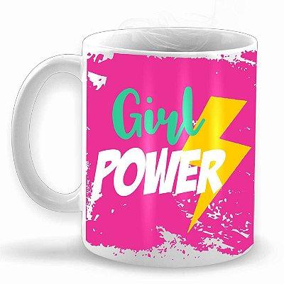 Girl Power ! - Caneca
