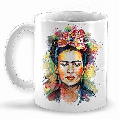Frida Kahlo Art - Caneca