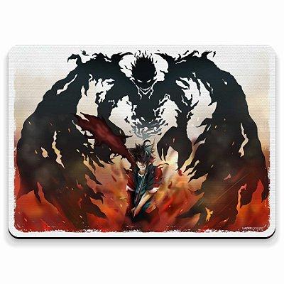 Asta Demônio Art - Mouse Pad