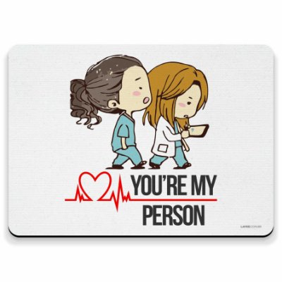 You're My Person - Mouse Pad