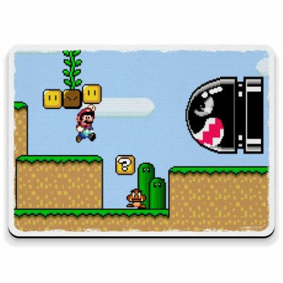 Mario Fase - Mouse Pad