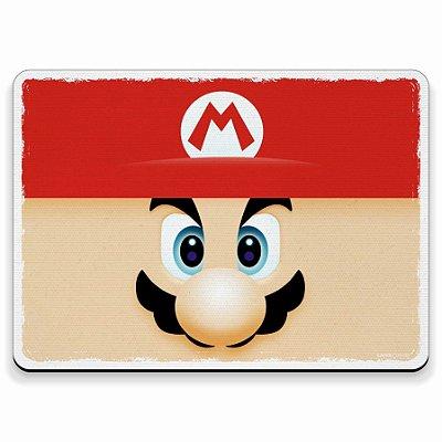 Mario Minimalist - Mouse Pad
