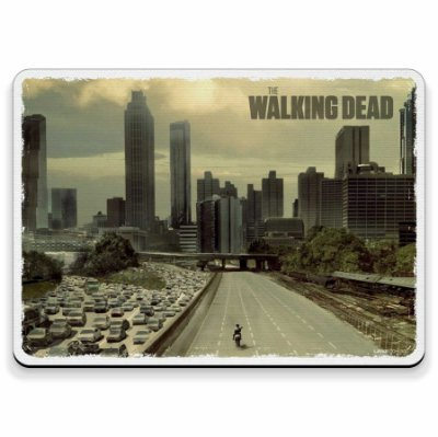 The Walking Dead - Mouse Pad