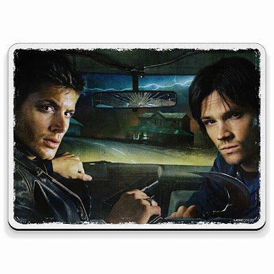 Sam e Dean - Mouse Pad