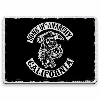 Sons of Anarchy - Mouse Pad