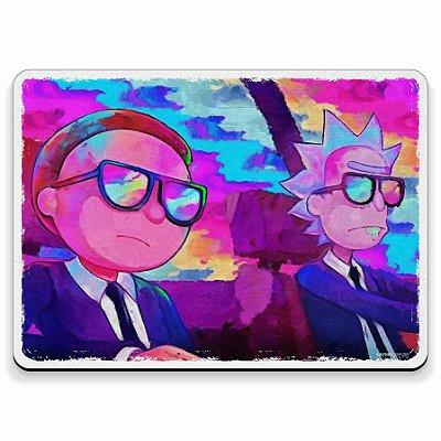Rick e Morty - Mouse Pad