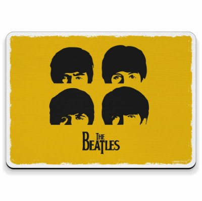 The Beatles - Mouse Pad
