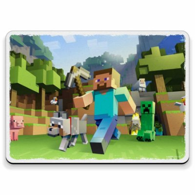 Minecraft - Mouse Pad