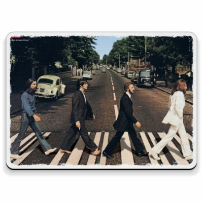 Beatles - Mouse Pad