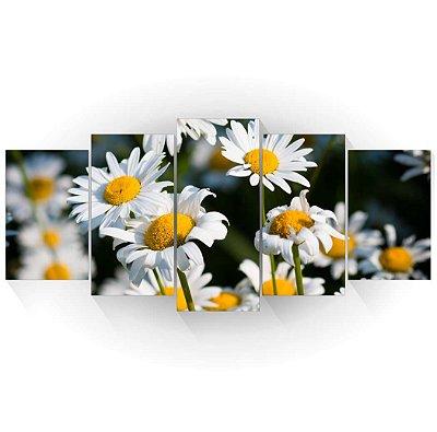 Mosaico Margaridas Brancas