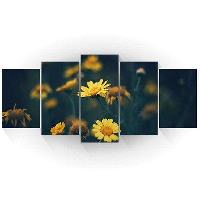 Mosaico Margaridas Amarelas