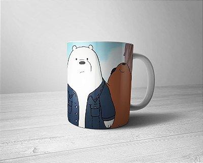 Caneca Personalizada Urso sem Curso