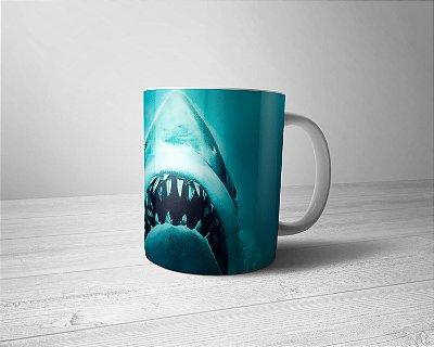 Caneca Personalizada Jaws