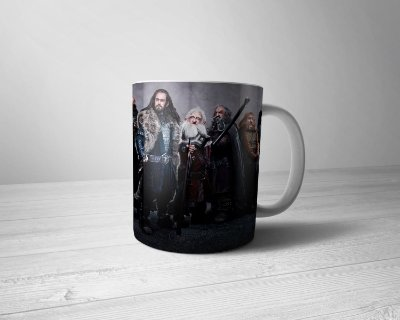 Caneca Personalizada O Hobbit