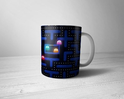 Caneca Personalizada Pac Man