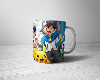 Caneca Personalizada Pokémon