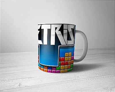 Caneca Personalizada Tetris