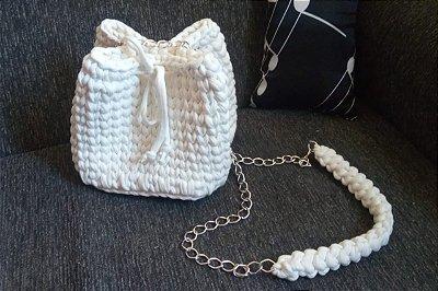 Bolsa Saco Quadrada