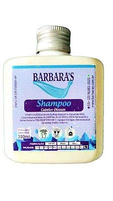Shampoo cabelos Oleosos