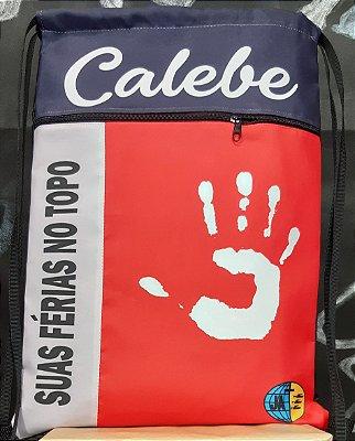 Mochila Sacola Calebe C1