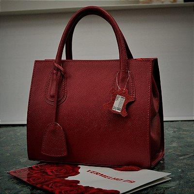 Bolsa `BR` Vermelha