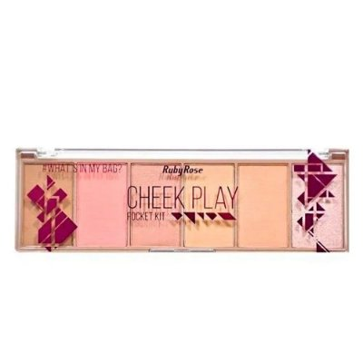Paleta Cheek Play Ruby Rose