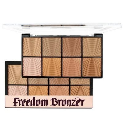 Paleta Freedom Bronze Ruby Rose