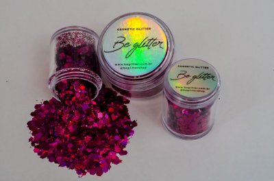 Glitter Tutti Pink
