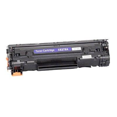 Toner compatível 278A black monocromático HP