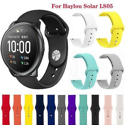Pulseira Relógio Haylou huawei 20 MM silicone